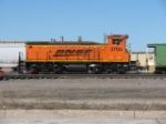 BNSF 3704  MP-15. 